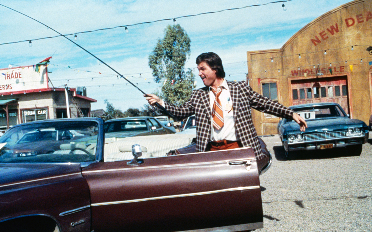 *Used Cars*. 1978. USA. Directed by Robert Zemeckis. Courtesy of Photofest