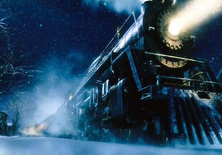 The Polar Express. 2004. USA. Directed by Robert Zemeckis. Courtesy of Photofest