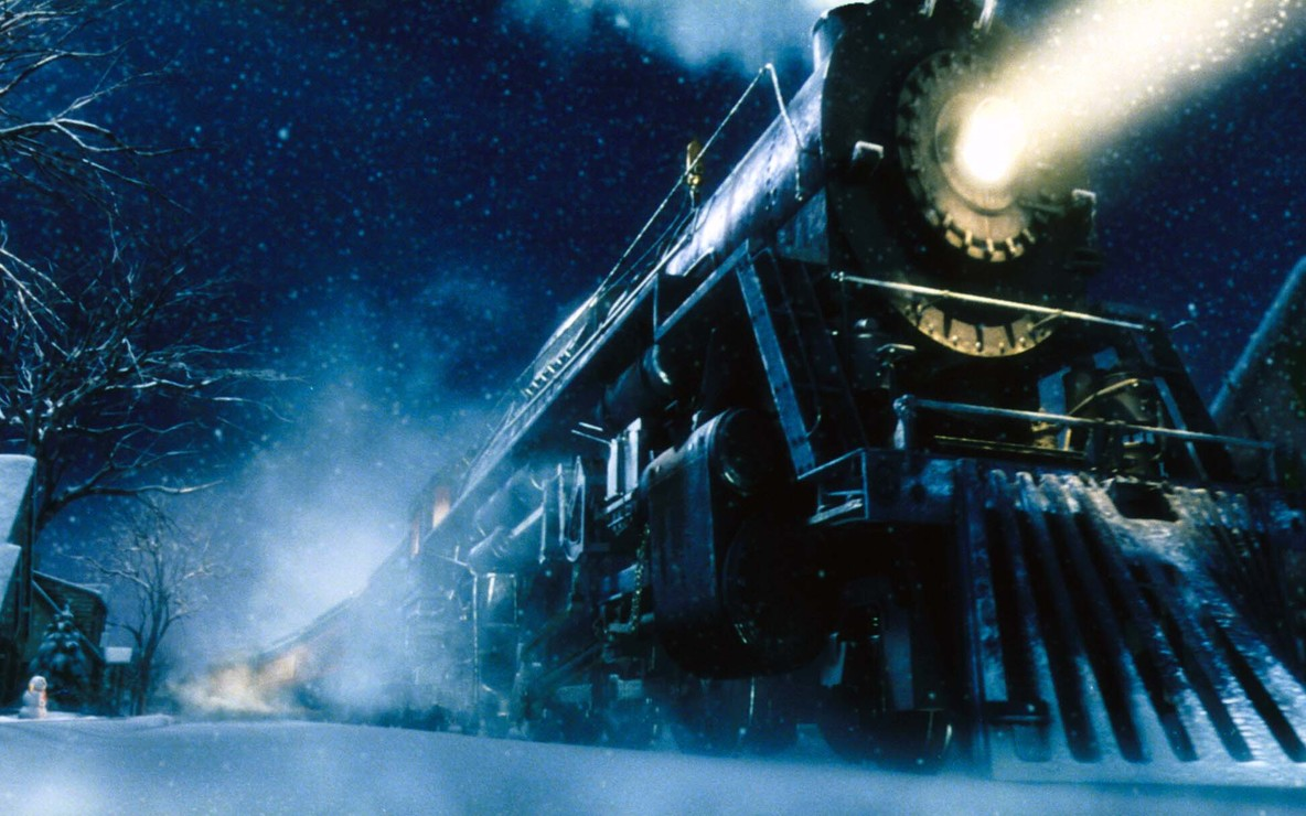 *The Polar Express*. 2004. USA. Directed by Robert Zemeckis. Courtesy of Photofest