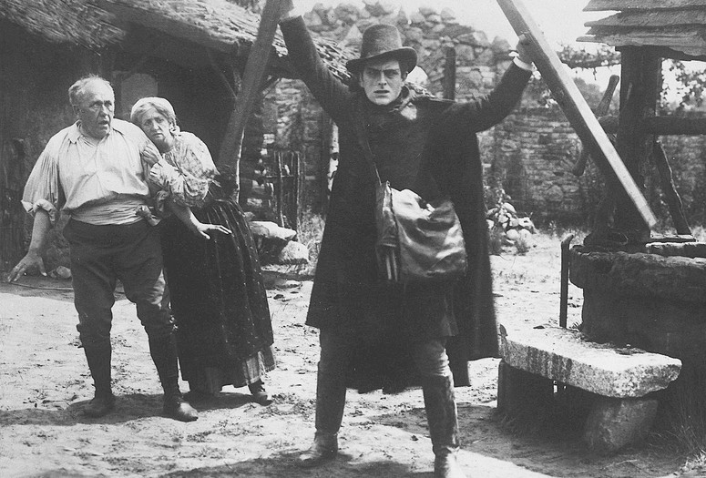 Homunculus. 1916. Germany. Directed by Otto Rippert. Courtesy Munich Filmmuseum