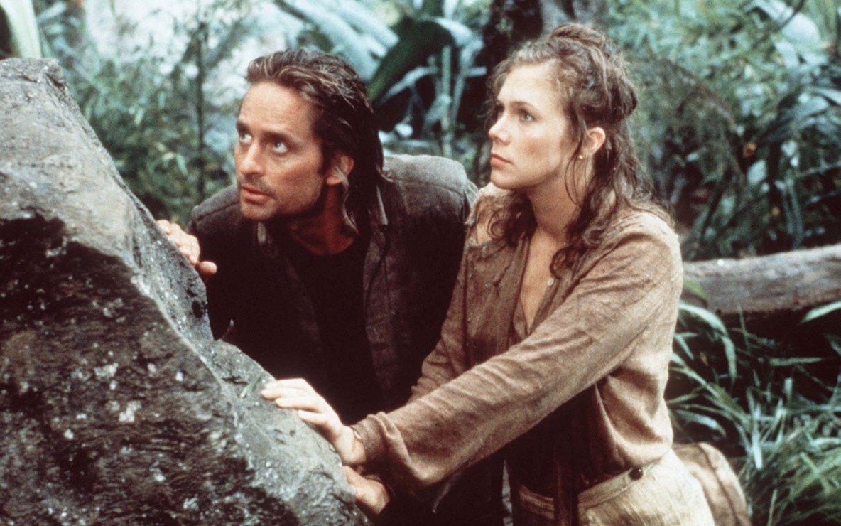*Romancing the Stone*. 1984. USA. Directed by Robert Zemeckis. Courtesy of Photofest