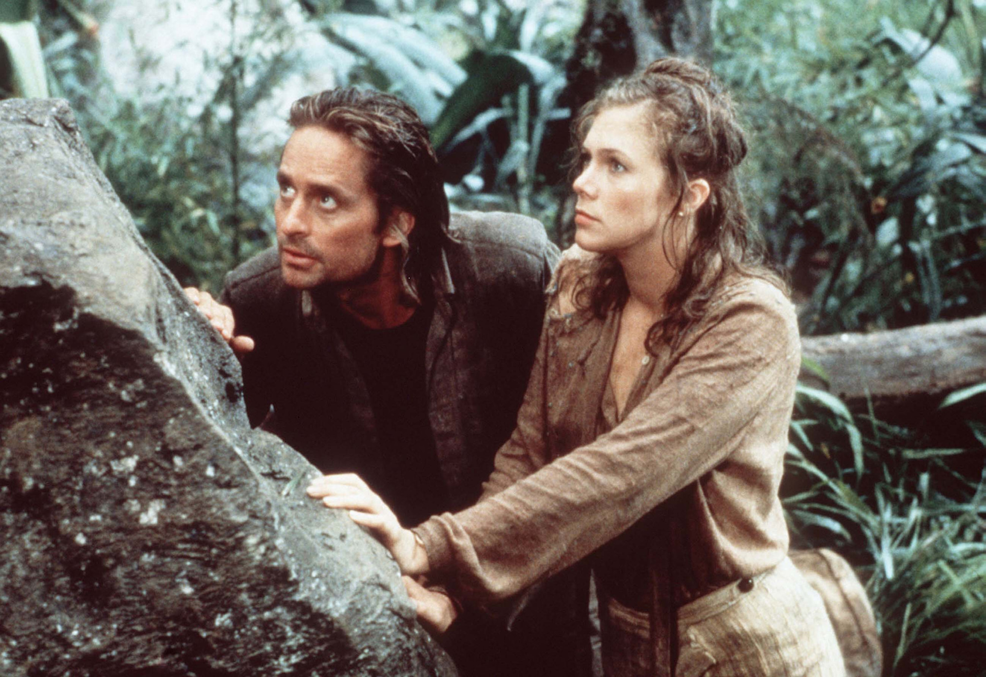 Image result for kathleen turner romancing the stone