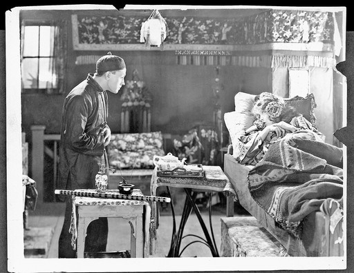 Broken Blossoms. 1919. USA. Directed by D. W. Griffith