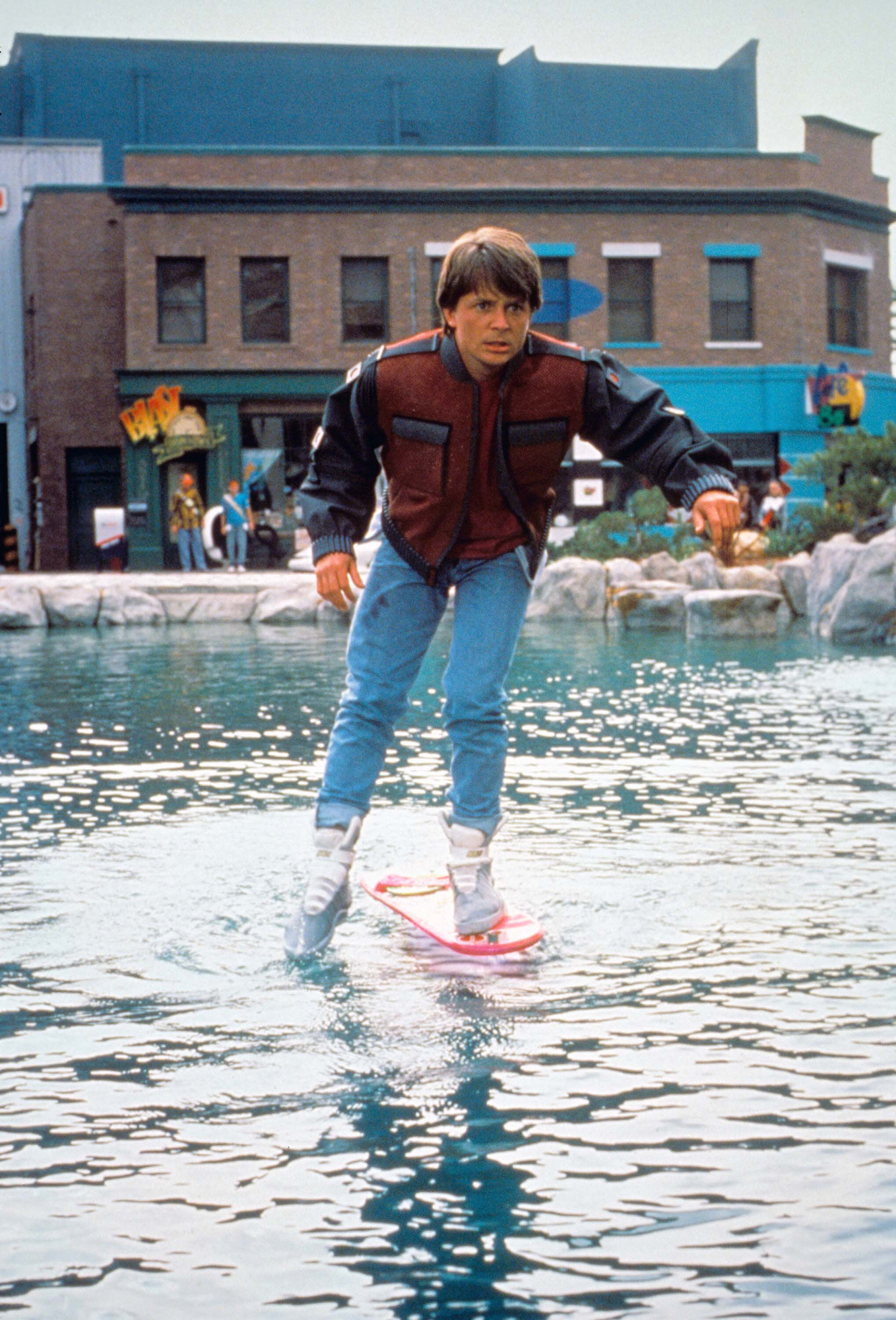 Back To The Future Part Ii 1989 Directed By Robert Zemeckis Moma