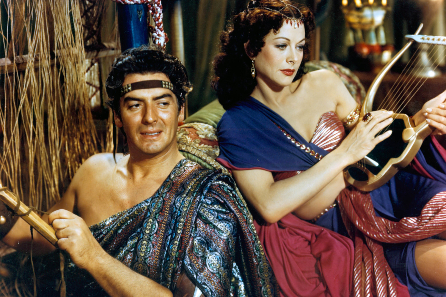 Samson and Delilah. 1949. Directed by Cecil B. DeMille