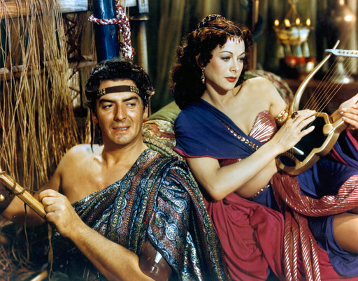 Samson and Delilah. 1949. USA. Directed by Cecil B. DeMille. Image courtesy Paramount Pictures/Photofest