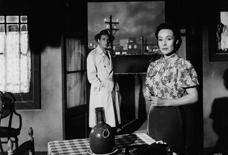 The Other One. 1946. Mexico. Directed by Roberto Gavaldón. Courtesy Filmoteca UNAM
