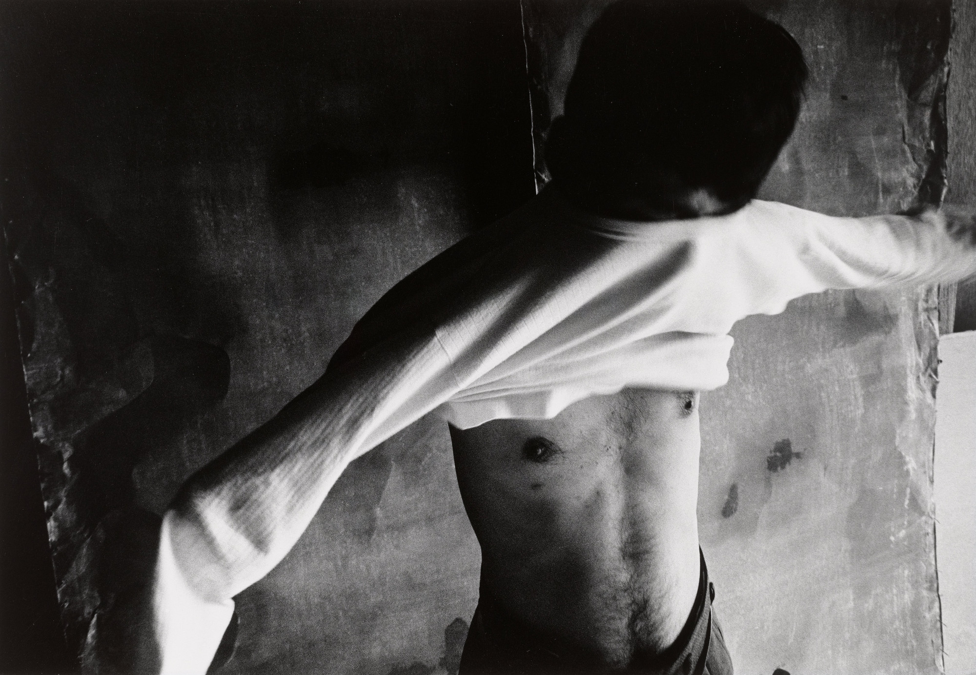 "Shomei Tomatsu (Japanese, 1930-2012). Tomitarō Shimotani, Nagasaki, from the series Hibakusha. 1961. Gelatin silver print, 13 × 18 3⁄4"" (33 × 47.6 cm). The Museum of Modern Art, New York. Gift of the artist. © 2015 Shomei Tomatsu"