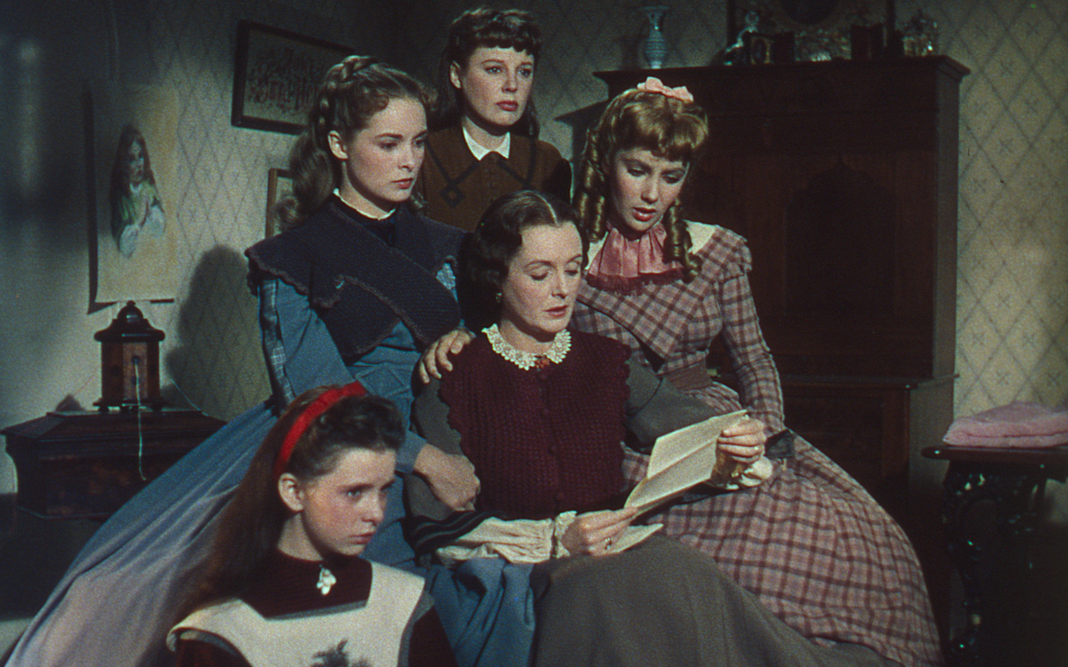 *Little Women*. 1949. USA. Directed by Mervyn LeRoy. Image courtesy Deutsche Kinemathek