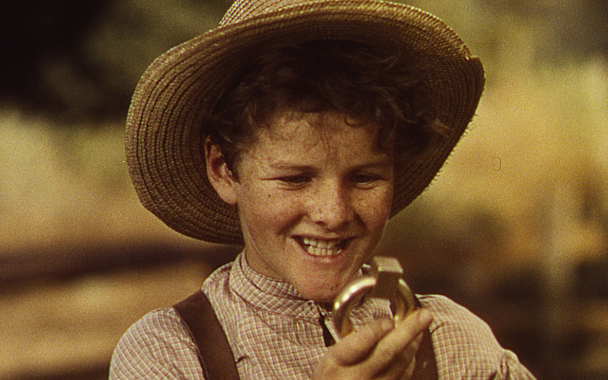 *The Adventures of Tom Sawyer*. 1938. USA. Directed by Norman Taurog. Image courtesy Deutsche Kinemathek