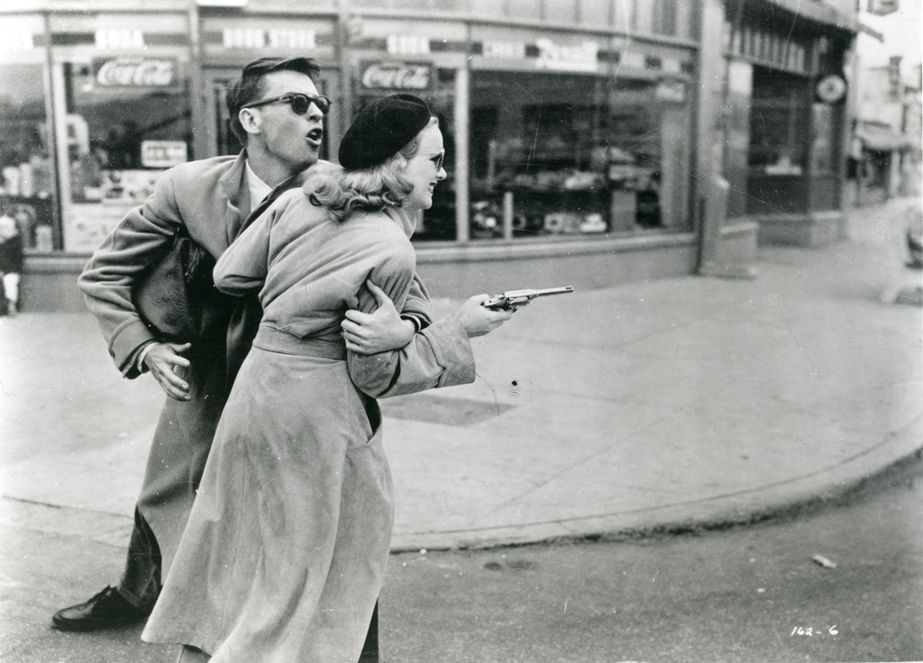 *Gun Crazy*. 1950. USA. Directed by Joseph H. Lewis. Courtesy The Museum of Modern Art Film Stills Archive