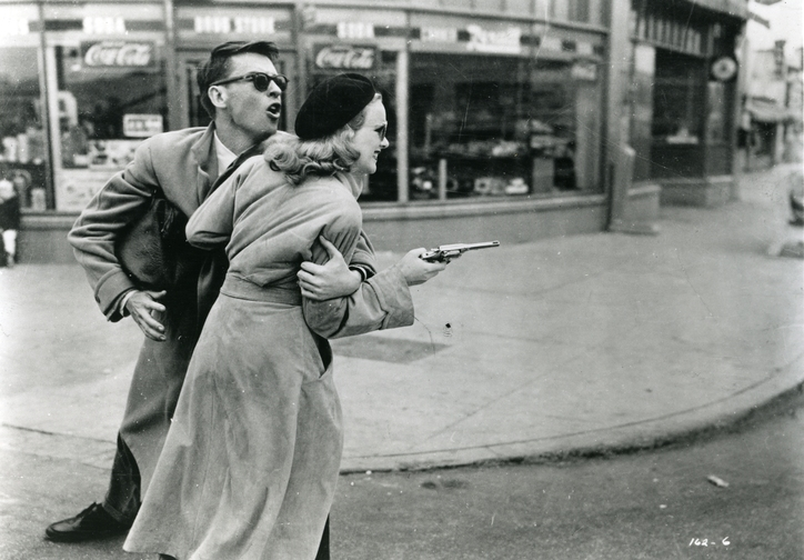 Gun Crazy. 1950. USA. Directed by Joseph H. Lewis. Courtesy The Museum of Modern Art Film Stills Archive