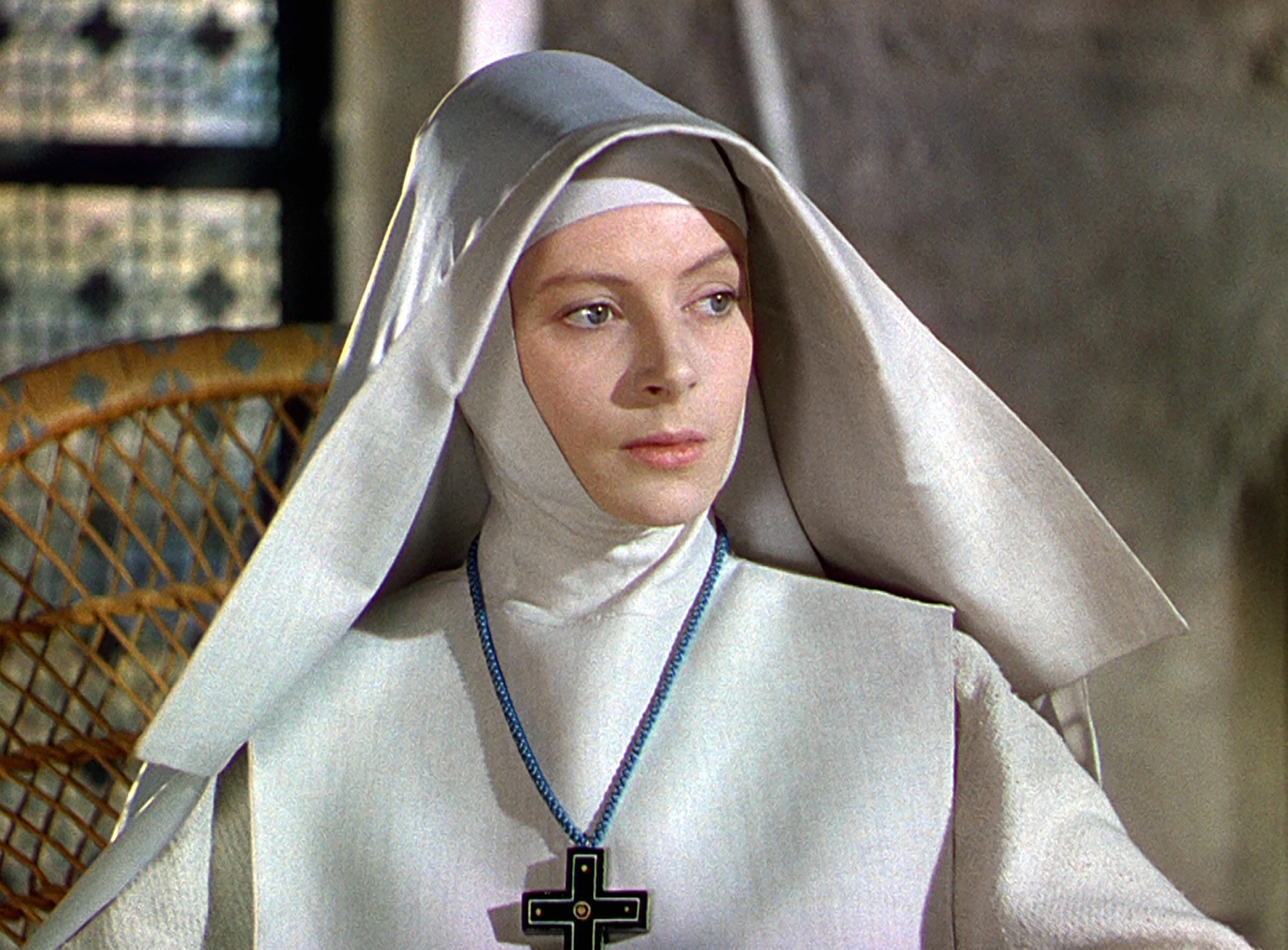Black Narcissus. 1947. Great Britain. Directed by Michael Powell and Emeric Pressburger. Courtesy ITV/Park Circus