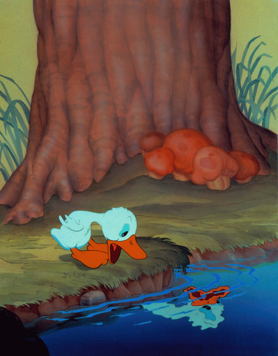 The Ugly Duckling. 1939. USA. Directed by Jack Cutting. Image courtesy Walt Disney Pictures/Photofest