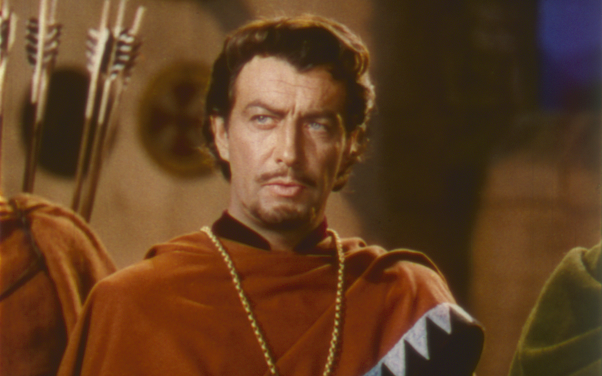 *Ivanhoe*. 1952. USA. Directed by Richard Thorpe. Image courtesy Deutsche Kinemathek