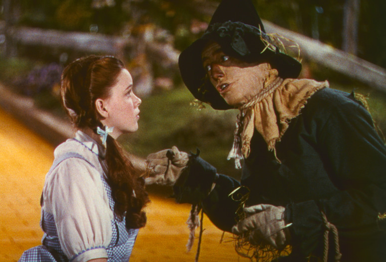 The Wizard of Oz. 1939. USA. Directed by Victor Fleming. Image courtesy Deutsche Kinemathek