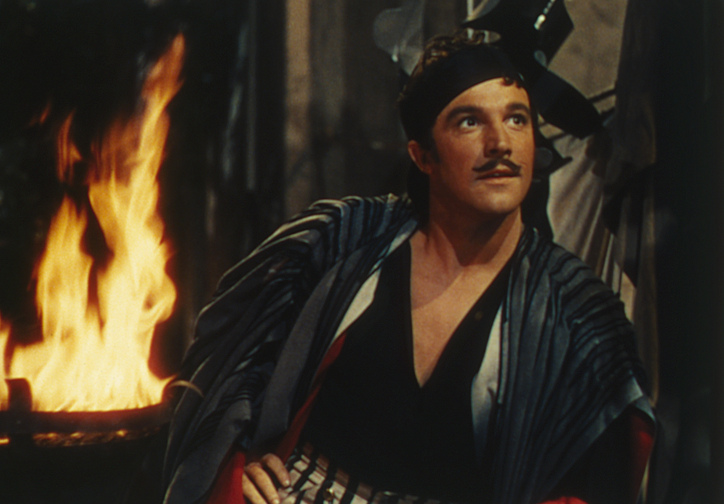 The Pirate. 1948. USA. Directed by Vincente Minnelli. Image courtesy Deutsche Kinemathek