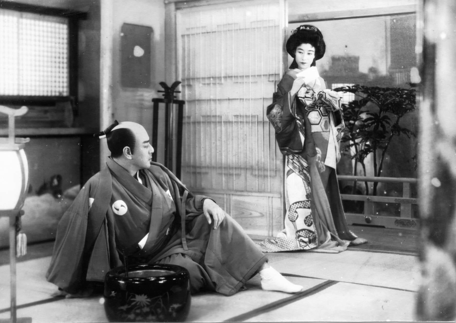 """Image result for Yasujiro Shimazu. """"Tonari no Yae-chan"""", 1934"""