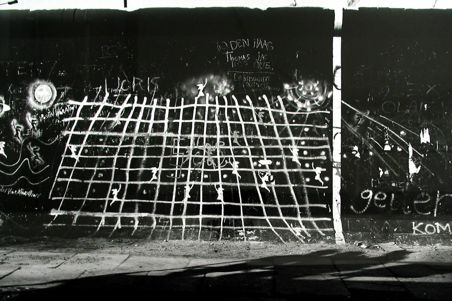 Michael Schmidt (German, 1945–2014). Untitled, from the series Ceasefire (Waffenruhe). 1985–87. Gelatin silver print, 19 3/8 × 23 5/16″ (49.2 × 59.2 cm). The Museum of Modern Art, New York. Acquired through the generosity of Jo Carole and Ronald S. Lauder