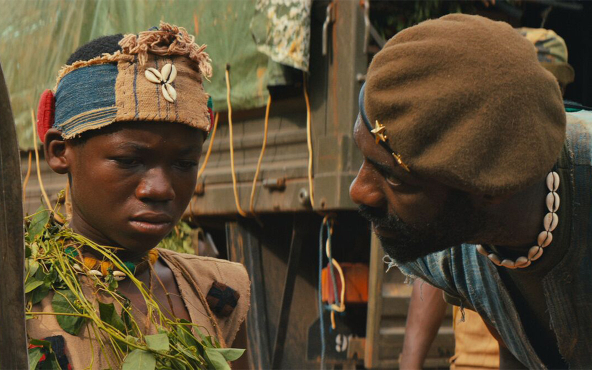 *Beasts of No Nation*. 2015. USA. Directed by Cary Joji Fukunaga. Courtesy of Netflix