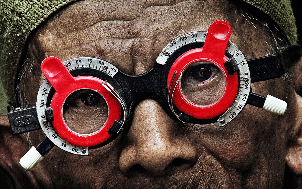 *The Look of Silence*. 2015. Denmark. Directed by Joshua Oppenheimer. Courtesy of Drafthouse Films