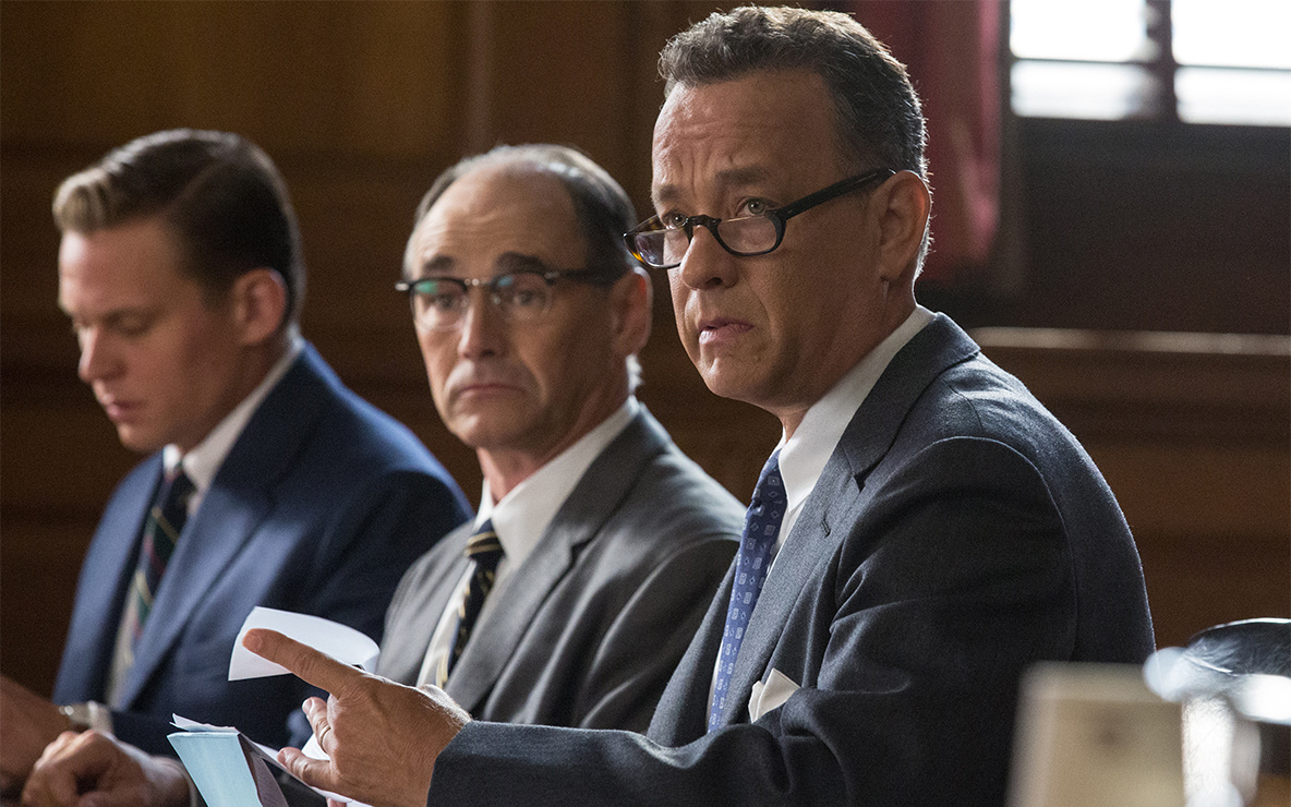 *Bridge of Spies*. 2015. USA. Directed by Steven Spielberg. Courtesy of Twentieth-Century Fox
