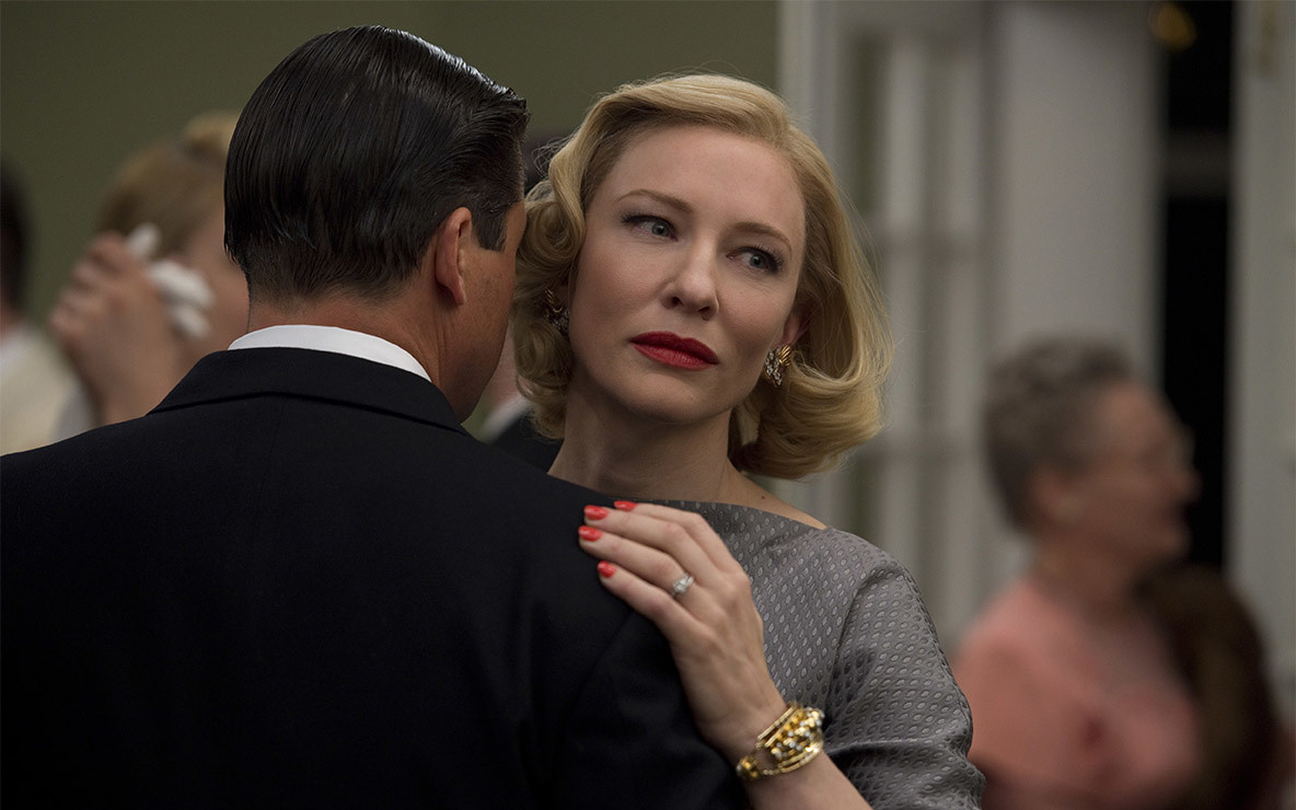 Carol. 2015. Great Britain. Directed by Todd Haynes. Courtesy of The Weinstein Company