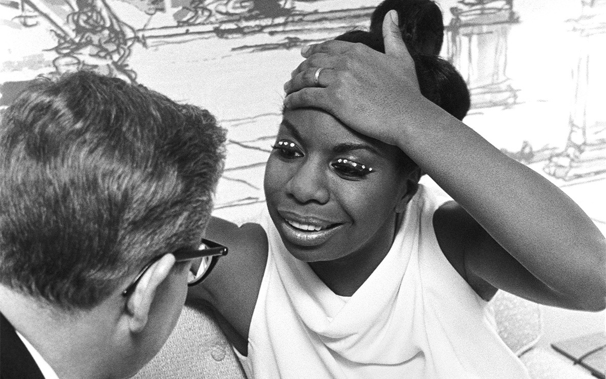 *What Happened, Miss Simone?* 2015. USA. Directed by Liz Garbus. Courtesy of Netflix