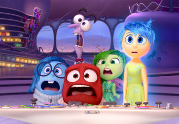 Inside Out. 2015. USA. Directed by Pete Docter. Courtesy of Walt Disney Studios Motion Pictures