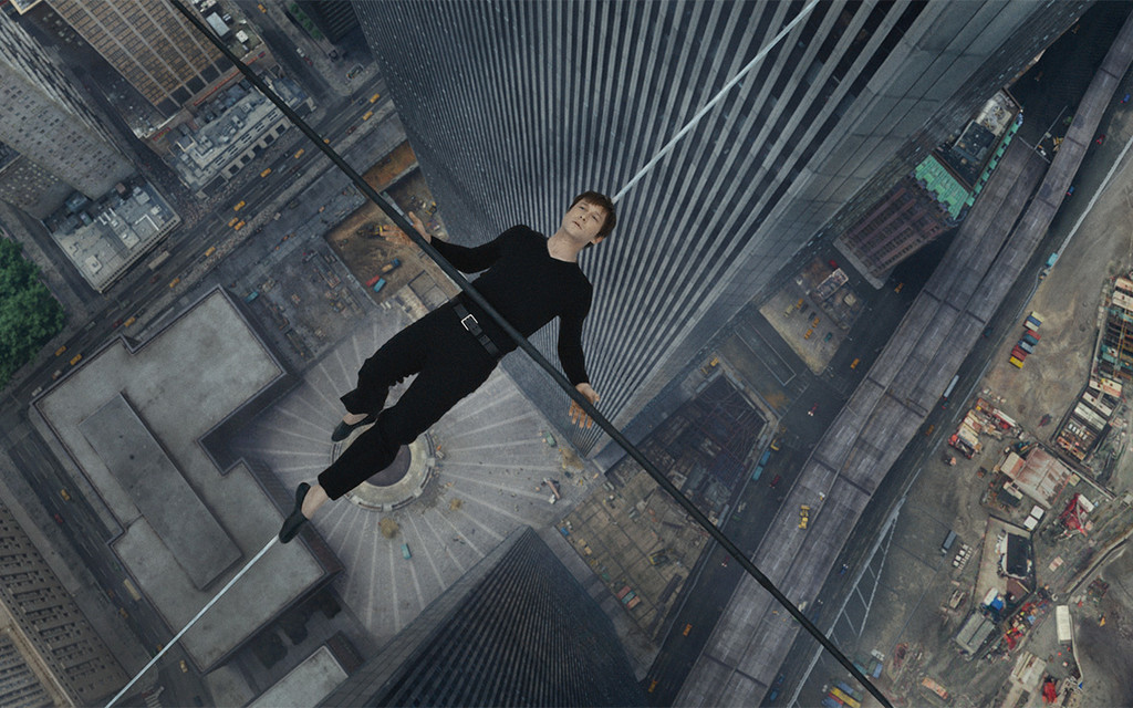 *The Walk*. 2015. USA. Directed by Robert Zemeckis. Courtesy of Sony Pictures