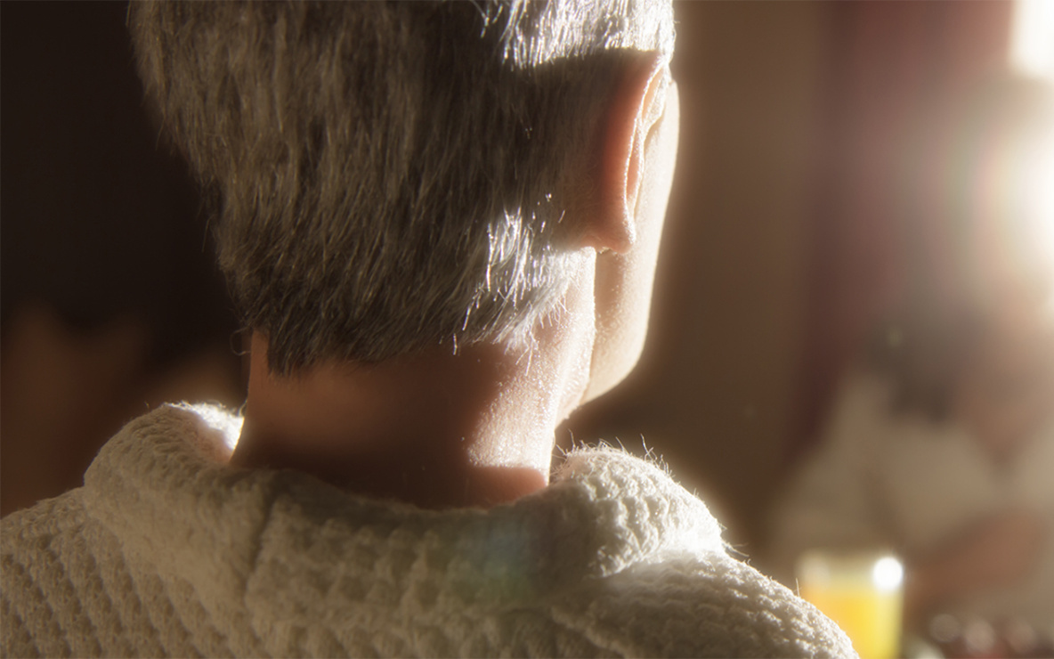 *Anomalisa*. 2015. USA. Directed by Duke Johnson, Charlie Kaufman. Courtesy of Paramount Pictures