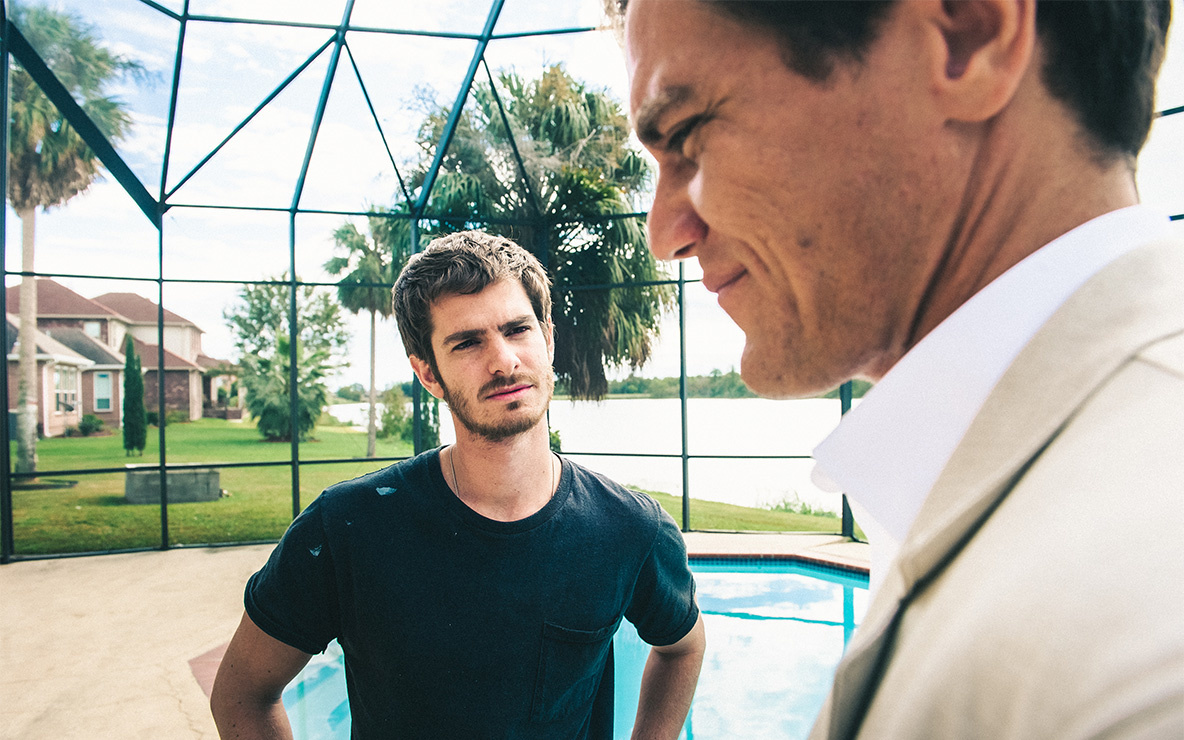 *99 Homes*. 2014. USA. Directed by Ramin Bahrani. Courtesy of Broad Green Pictures