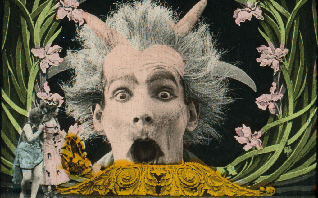*Les Tulipes*. 1907. France. Directed by Segundo de Chomón. Courtesy EYE Filmmuseum