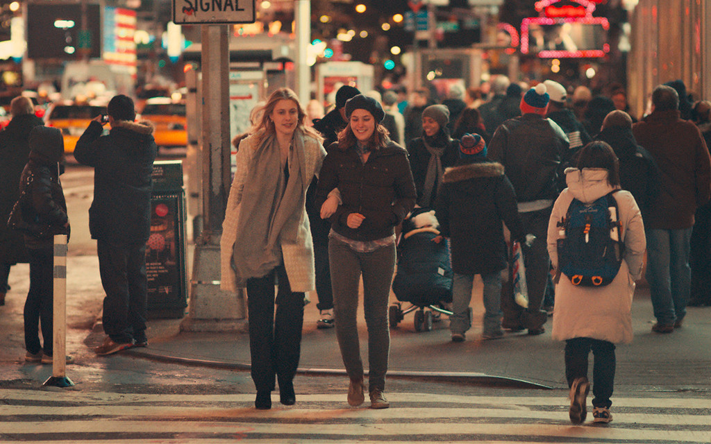 *Mistress America*. 2015. USA. Directed by Noah Baumbach. Courtesy of Fox Searchlight