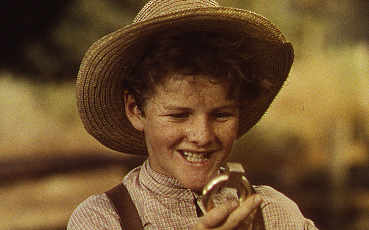The Adventures of Tom Sawyer. 1938. USA. Directed by Norman Taurog. Image courtesy Photofest