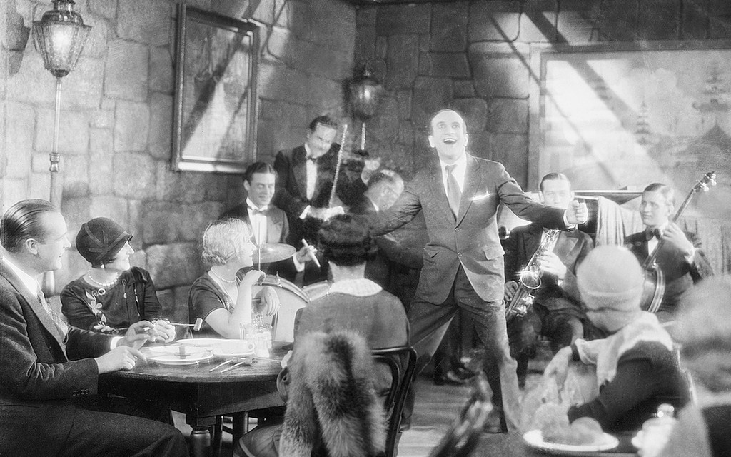 *The Jazz Singer*. 1927. USA. Directed by Alan Crosland and Gordon Hollingshead. Image courtesy Photofest