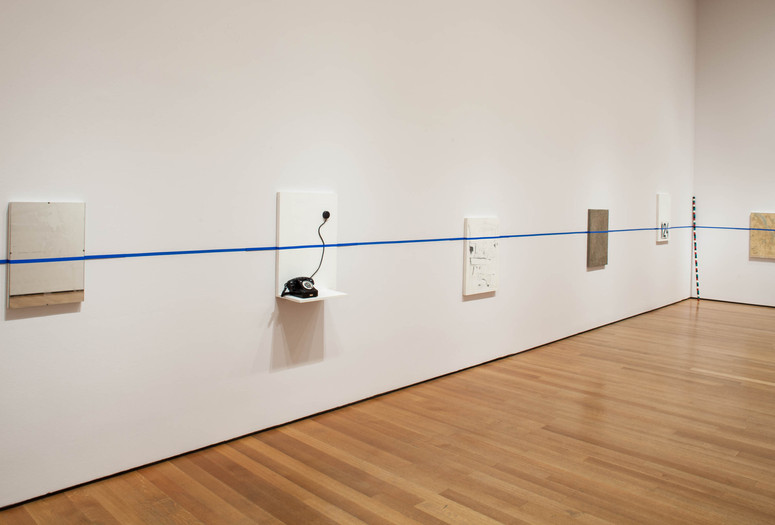 Credit: Installation view of Transmissions: Art in Eastern Europe and Latin America, 1960–1980, The Museum of Modern Art, New York, September 5, 2015–January 3, 2016. Photo by Thomas Griesel. © 2015 The Museum of Modern Art, New York