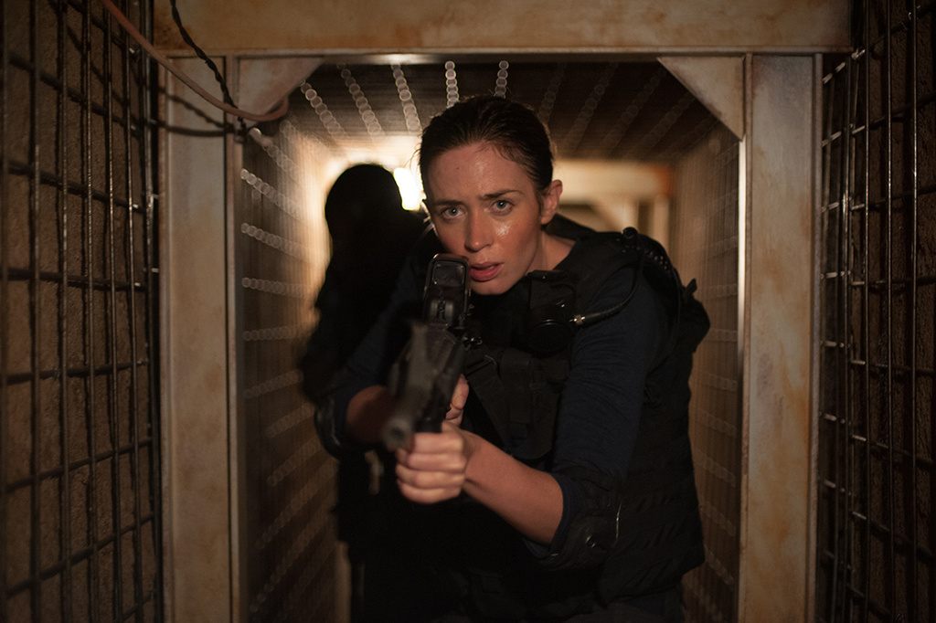 Sicario. 2015. USA. Directed by Denis Villeneuve. Courtesy of Lionsgate Films