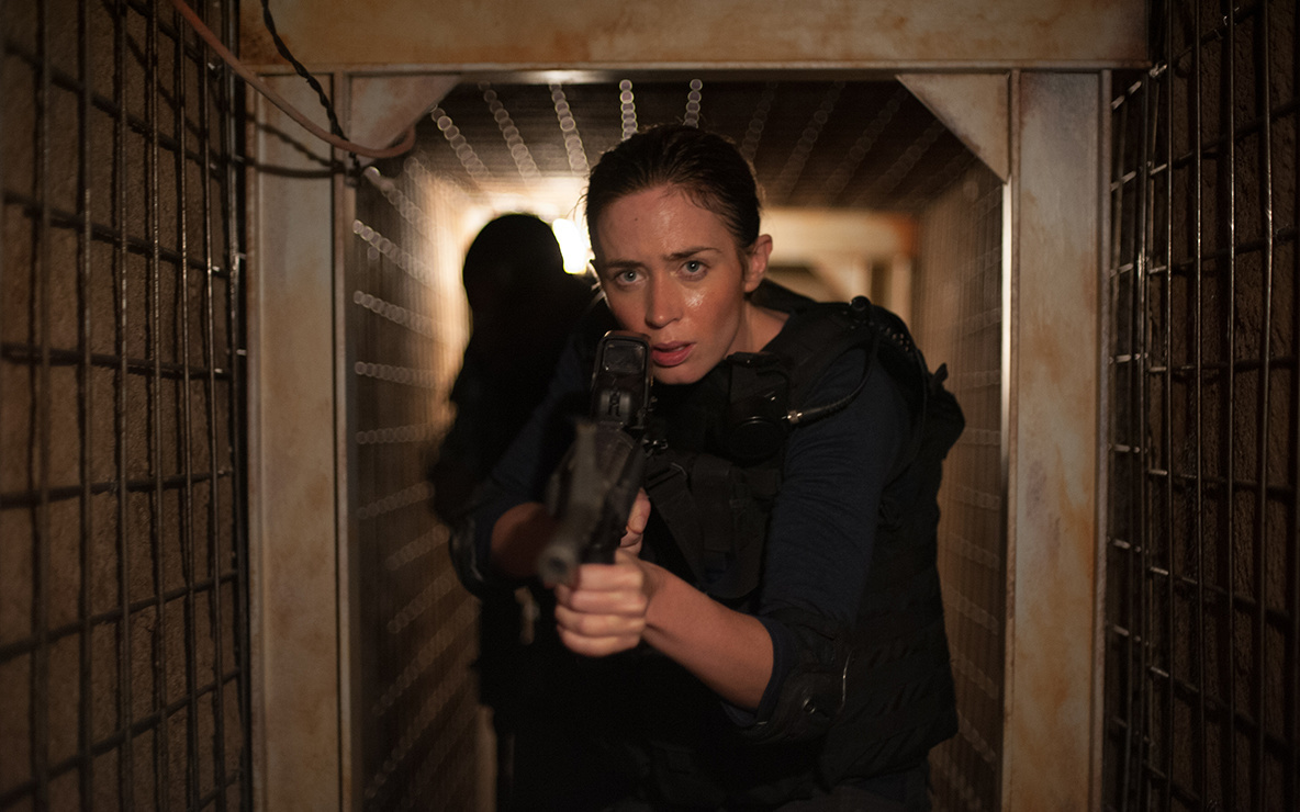 *Sicario*. 2015. USA. Directed by Denis Villeneuve. Courtesy of Lionsgate Films