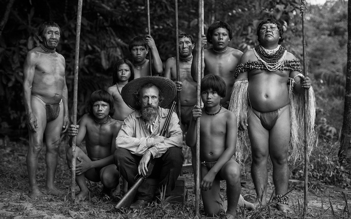 *Embrace of the Serpent*. 2015. Colombia/Venezuela/Argentina. Directed by Ciro Guerra. Courtesy of Oscilloscope Laboratories