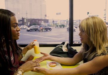 Tangerine. 2015. USA. Directed by Sean Baker. Courtesy of Magnolia Pictures. Photo by Sean Baker and Radium Cheung