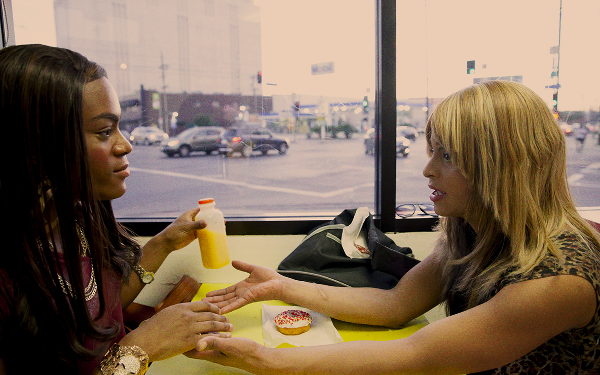 *Tangerine*. 2015. USA. Directed by Sean Baker. Courtesy of Magnolia Pictures. Photo by Sean Baker and Radium Cheung