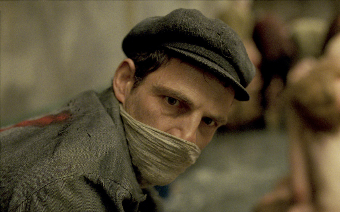 *Son of Saul*. 2015. Hungary. Directed by László Nemes. Courtesy of Sony Pictures Classics
