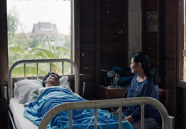 Cemetery of Splendour. 2015. Thailand. Directed by Apichatpong Weerasethakul. Courtesy of Films We Like
