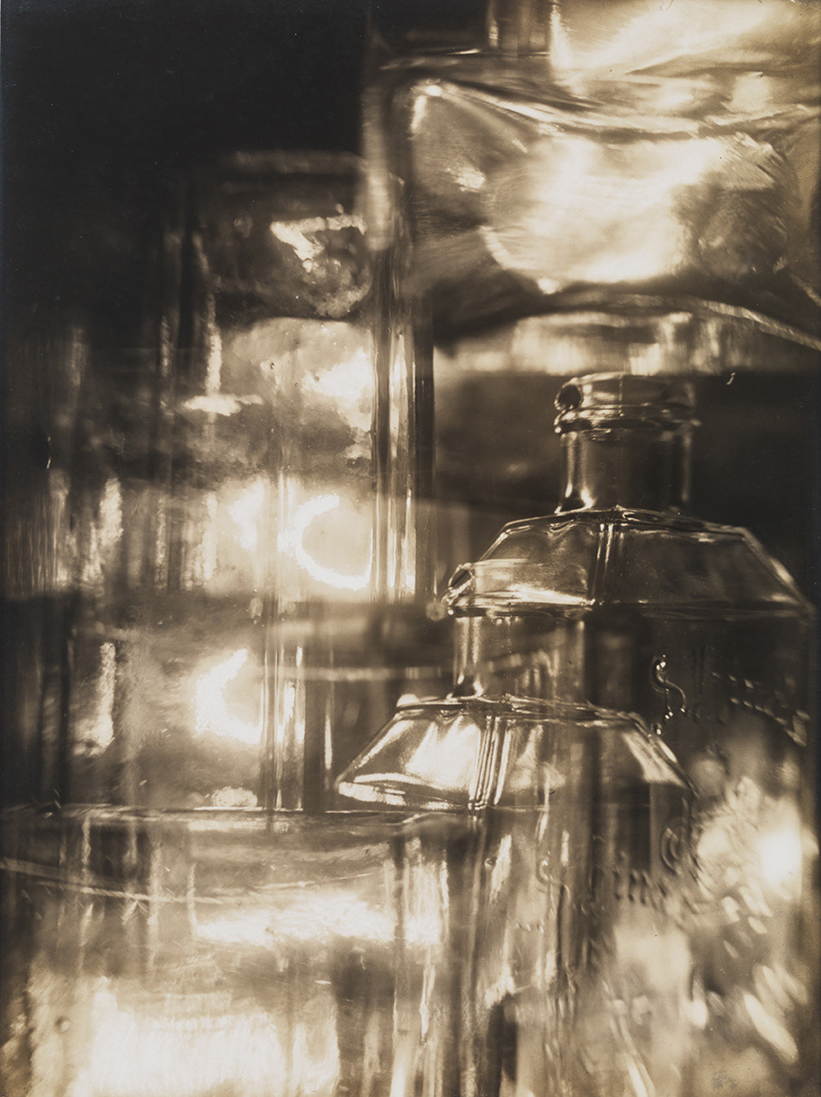 "Horacio Coppola. Transparencias (Transparencies). 1928. Gelatin silver print, 11 × 8 11⁄16"" (28 × 22 cm). Estate of Horacio Coppola, Buenos Aires"