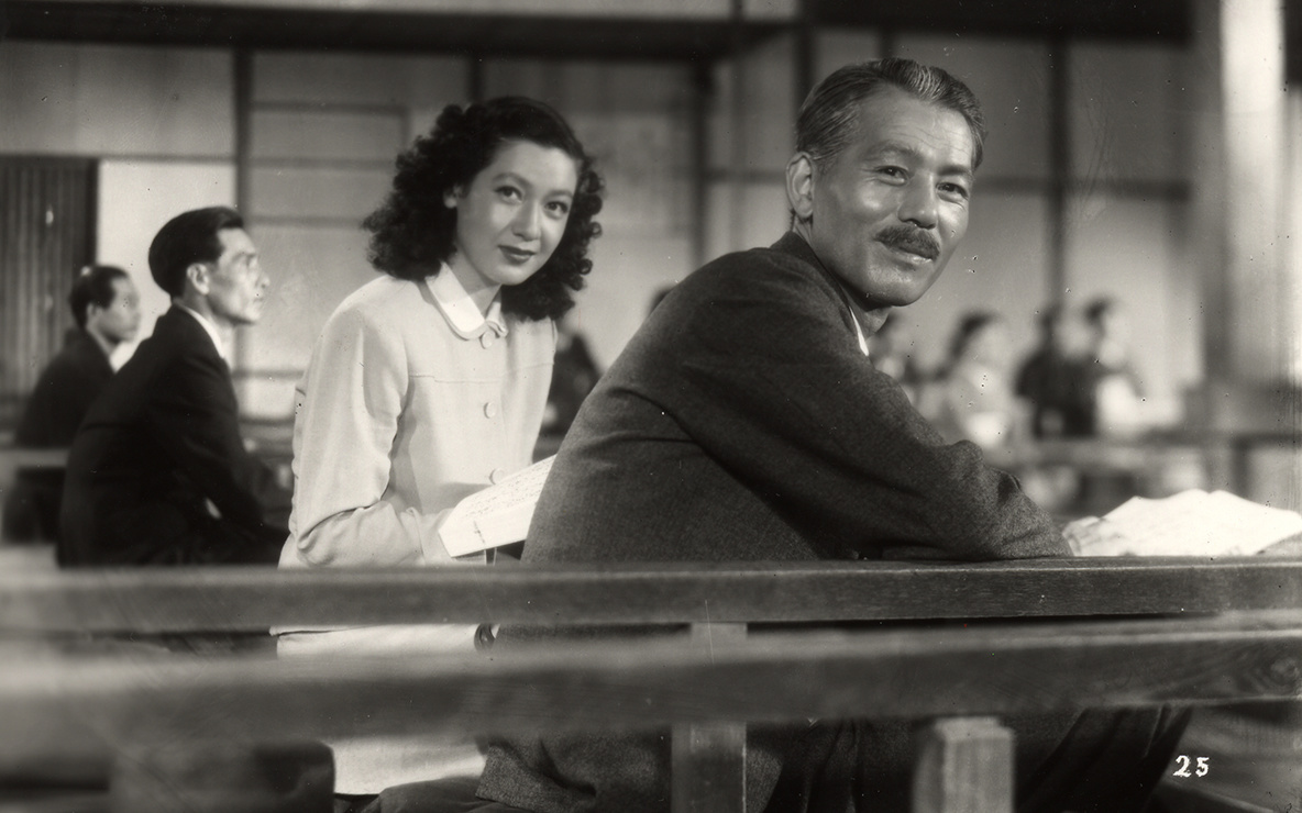 *Banshun (Late Spring)*. 1949. Japan. Directed by Yasujiro Ozu. Courtesy Shochiku Co., Ltd