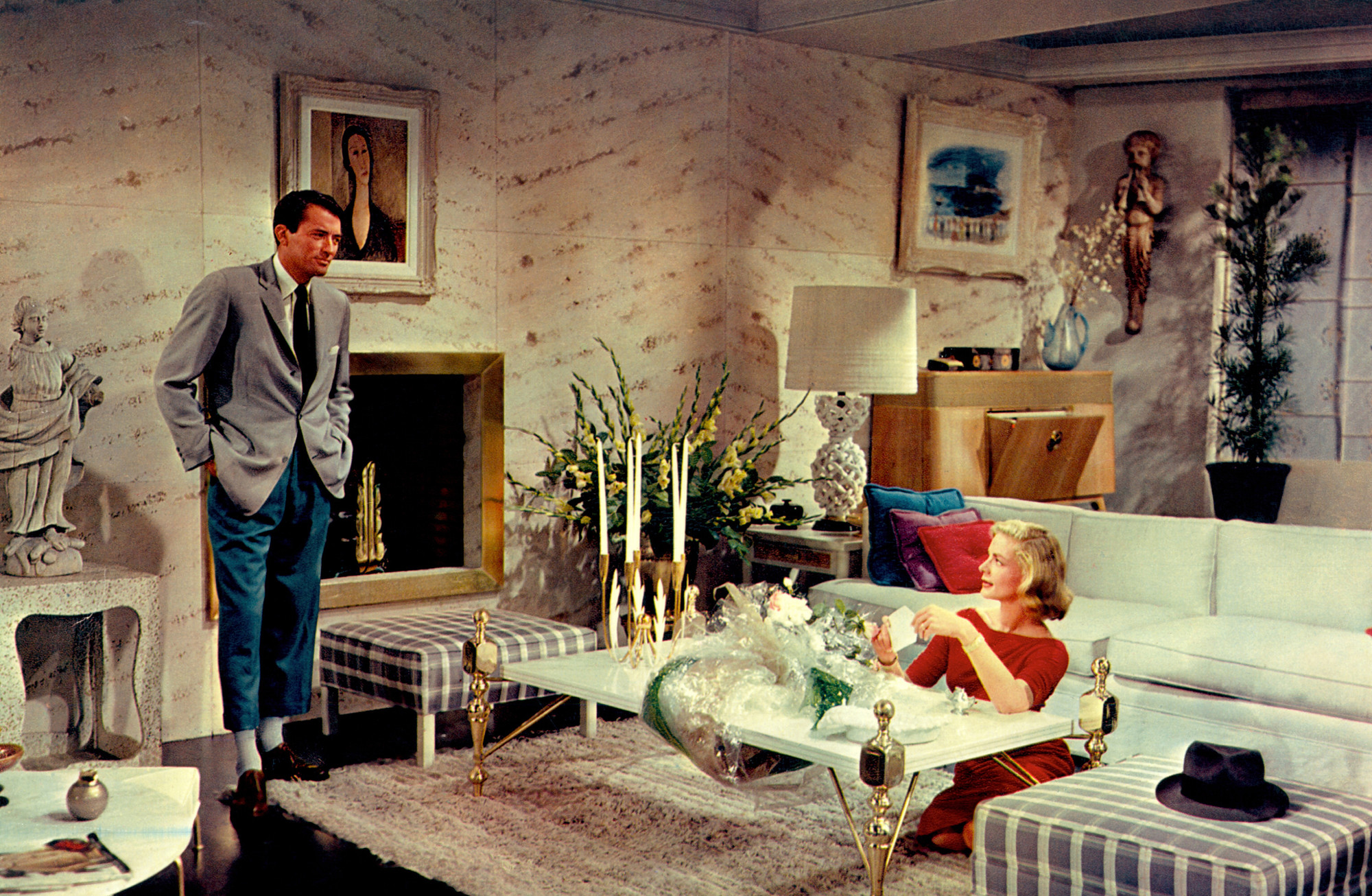 Designing Woman. 1957. USA. Directed by Vincente Minnelli. Courtesy MGM/Photofest