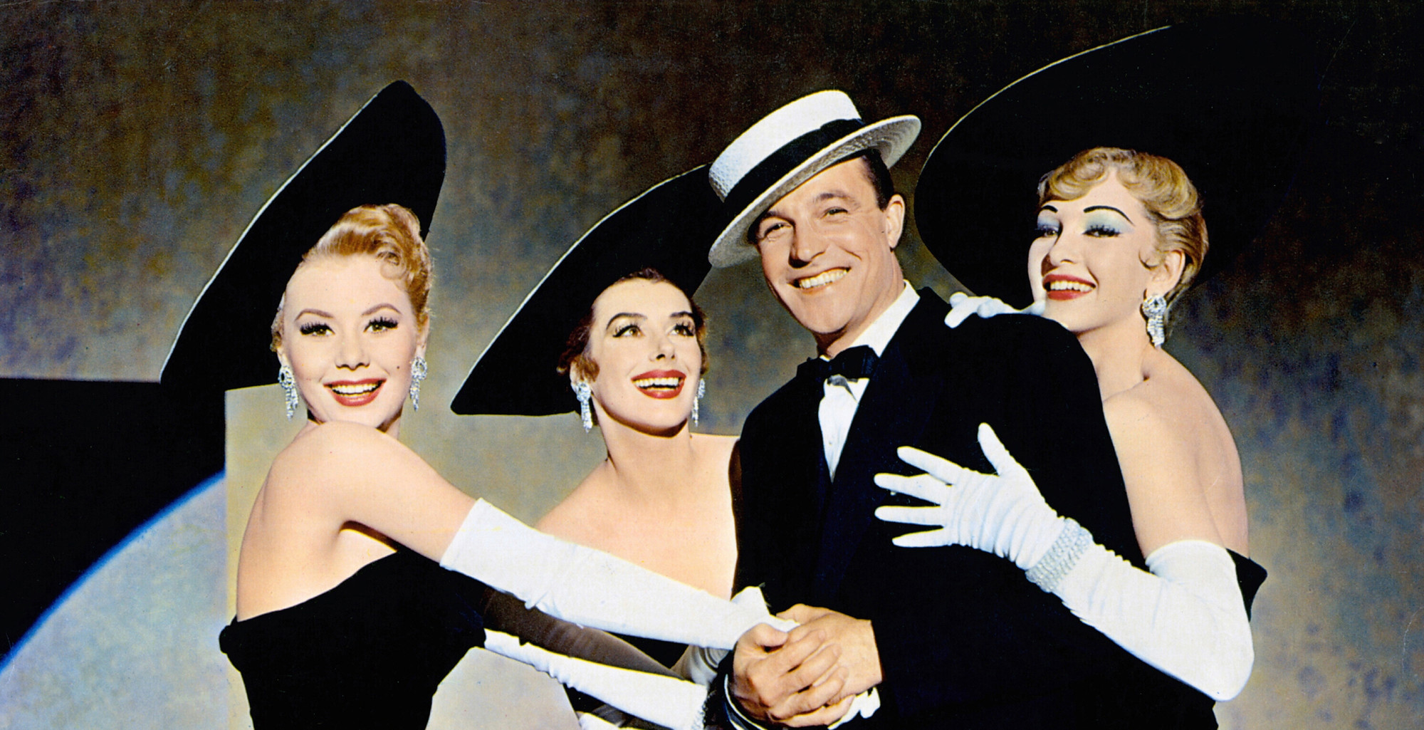 Les Girls. 1957. Directed by George Cukor   MoMA