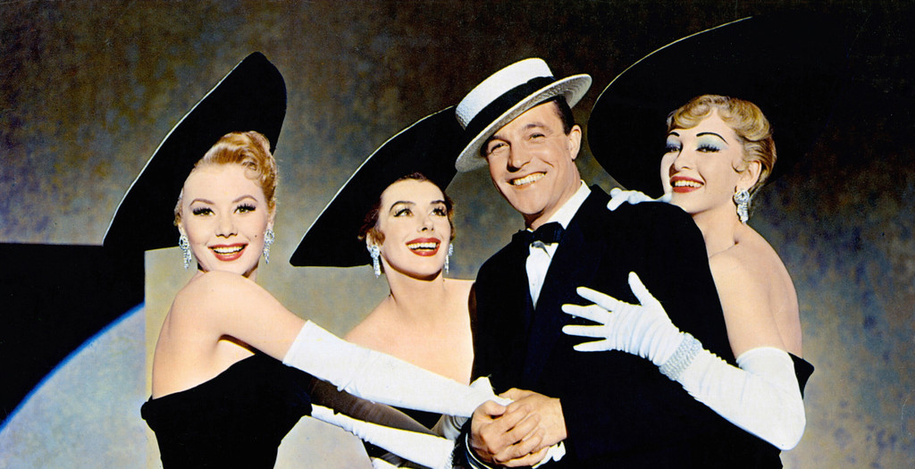 *Les Girls*. 1957. USA. Directed by George Cukor. Courtesy MGM/Photofest