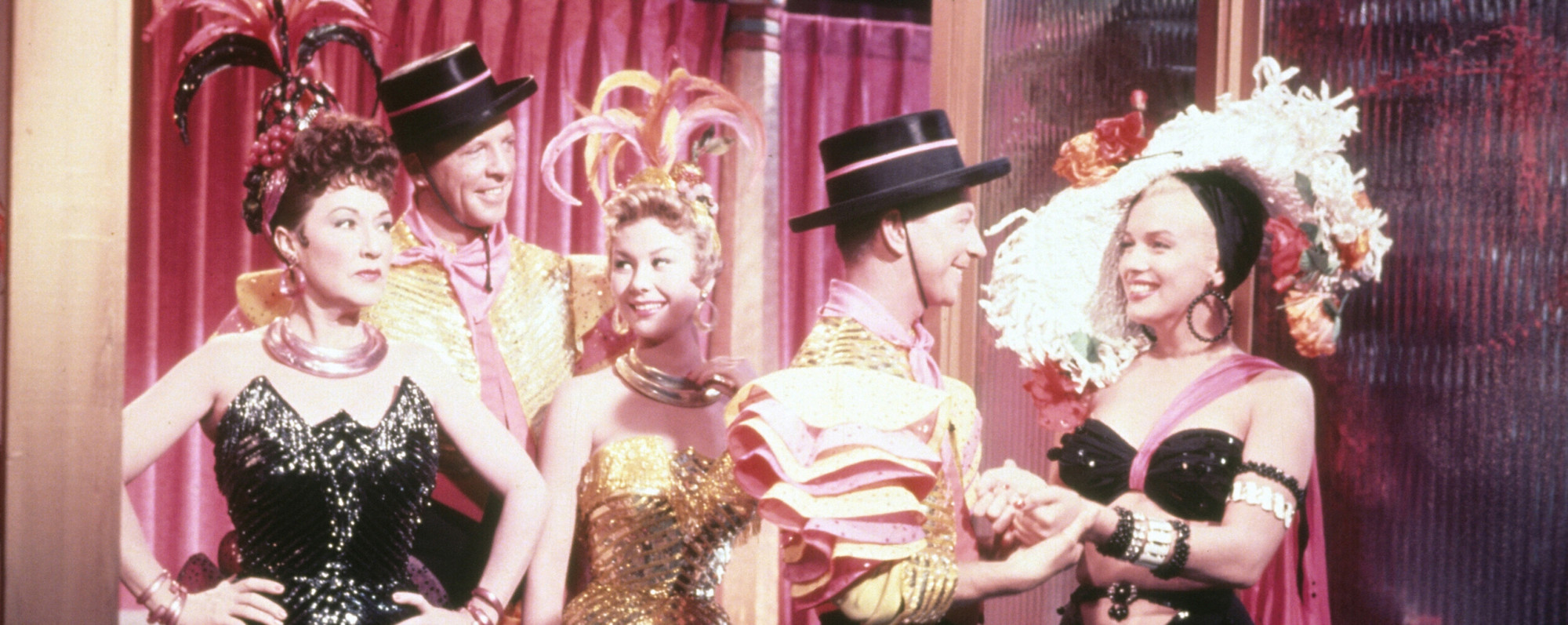 There's No Business Like Show Business. 1954. USA. Directed by Walter Lang. Courtesy 20th Century-Fox/Photofest